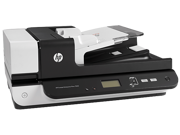 HP Scanjet Enterprise 7500 (L2725B) Duplex up to 600 dpi USB color flatbed scanner