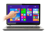 "Toshiba Satellite S55T-B5134 Laptop - Intel Quad-Core i7-4720HQ 2.60GHz - 16GB RAM - 256GB SSD - Intel HD Graphics 4600 - Win 8.1 - 15.6"" Touch   Open Box Item"