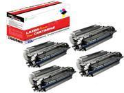 OWS® Compatible Laser Toner Unit for 4PK HP CE255X Compatible Toner Unit P3010 P3015 P3015d P3015dn P3015x P3016