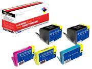 OWS® Compatible Inkjet Ink Unit for HP 920 XL BK X2 ( CD971AN) 920XL C ( CD972AN ) 920XL M ( CD973AN ) 920XL Y ( CD974AN ) Compatible Inkjet Ink For 6000 6000 6