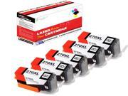 OWS® 5PK Compatible Ink Cartridge for Canon CAN-PGI270 XL BK Compatible Ink For Canon PIXMA MG5720 PIXMA MG5721 PIXMA MG5722 PIXMA MG6820 PIXMA MG6821 PIXMA MG6