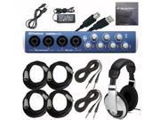 PreSonus AudiioBox 44VSL Audio Interface