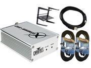 CHAUVET XPRESS-512. W/ 2 DMX Cables + Laptop Stand + USB Cable.