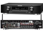 Marantz NR1607 Ultra HD 7.2 Channel Network AV Surround Receiver with Bluetooth and Wi Fi