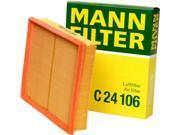 Mann-Filter Air Filter C 24 106 9SIA91D39G0655