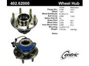 Centric Axle Bearing and Hub Assembly 402.62000