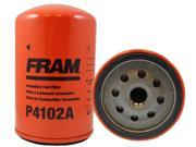 Fram Spin-On Secondary Fuel Filter P4102A