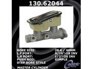 Centric Brake Master Cylinder 130.62044