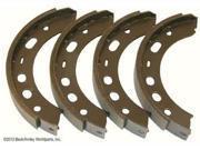 Beck/Arnley Parking Brake Shoe 081-3249
