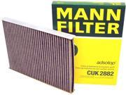 Mann-Filter Cabin Air Filter CUK 2882 9SIABXT5E63905