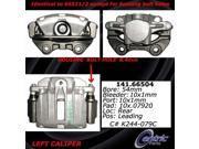 Centric Disc Brake Caliper 142.66504