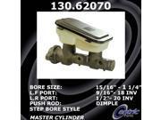 Centric Brake Master Cylinder 130.62070