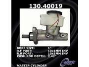 Centric Brake Master Cylinder 130.40019