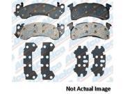 ACDelco Brake Pad 17D598C