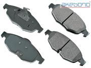 Akebono Brake Pad ACT869