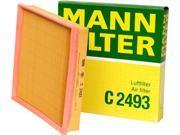 Mann-Filter Air Filter C 2493 9SIA91D39G0796