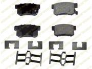 Monroe Brakes Ceramics Brake Pad GX536