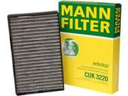 Mann-Filter CUK3220 Cabin Filter - Carbon Activated  - ShopEddies 9SIV18C6BG2063