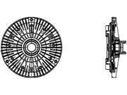 Hella Engine Cooling Fan Clutch 376732101