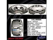Centric Disc Brake Caliper 142.66505