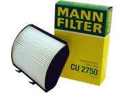 Mann-Filter Cabin Air Filter CU 2750 9SIA91D39G0721