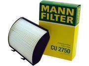 Mann-Filter Cabin Air Filter CU 2750 9SIA91D39G0721