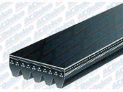 ACDelco Serpentine Belt 5K410