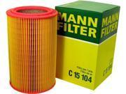 Mann-Filter Air Filter C 15 104 9SIAA9C4NZ7942