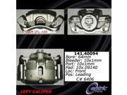 Centric Disc Brake Caliper 142.40094