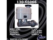 Centric Brake Master Cylinder 130.66066