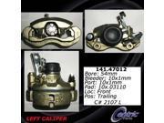 Centric Posi Quiet Brake Caliper 142.47012
