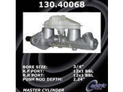 Centric Brake Master Cylinder 130.40068