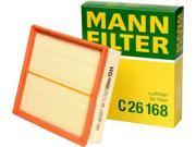 Mann-Filter C26168 Air Filter Element  - ShopEddies 9SIV18C6BE8262