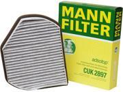 Mann-Filter Cabin Air Filter CUK 2897 9SIABXT5E64234