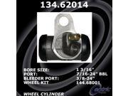 Centric Drum Brake Wheel Cylinder 134.62014