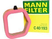 Mann-Filter Air Filter C 40 193 9SIA91D39G0624
