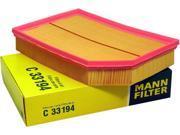 Mann-Filter Air Filter C 33 194 9SIA91D39G0881
