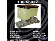 Centric Brake Master Cylinder 130.66027