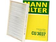 Mann-Filter Cabin Air Filter CU 3037 9SIA91D39G0821