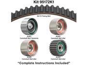 Dayco Engine Timing Belt Component Kit 95172K1