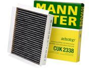 Mann-Filter Cabin Air Filter CUK 2338 9SIA1VG3369141