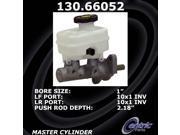 Centric Brake Master Cylinder 130.66052