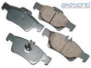 Akebono Brake Pad EUR986