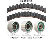 Dayco Engine Timing Belt Component Kit 95167K3