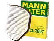 Mann-Filter Cabin Air Filter CU 2897 9SIA1VG3369194