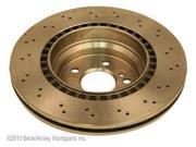 Beck/Arnley Brake Rotor 083-3298
