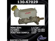 Centric Brake Master Cylinder 130.67029