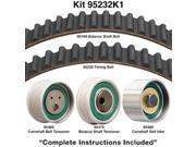 Dayco Engine Timing Belt Component Kit 95232K1