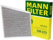 Mann-Filter Cabin Air Filter CUK 3172 9SIABXT5E64151