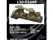 Centric Brake Master Cylinder 130.65066